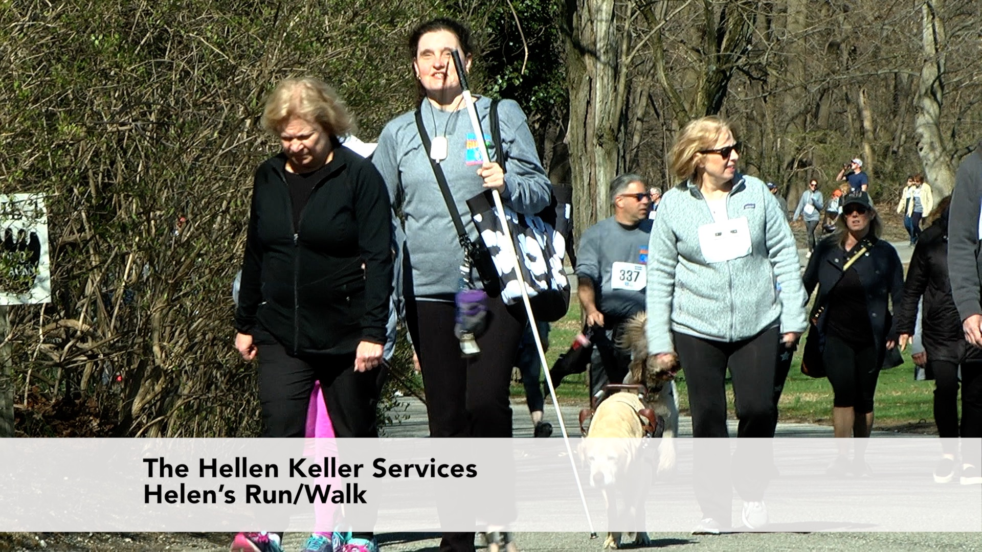 Hellen Keller Services Annual Helen's Run Walk Event