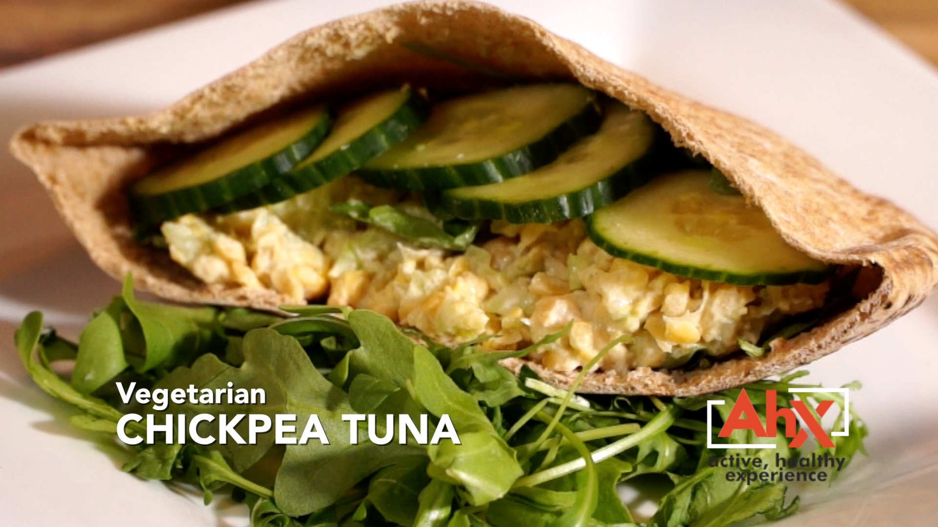 Vegetarian Chickpea Tuna - Easy and Delicious | AHX